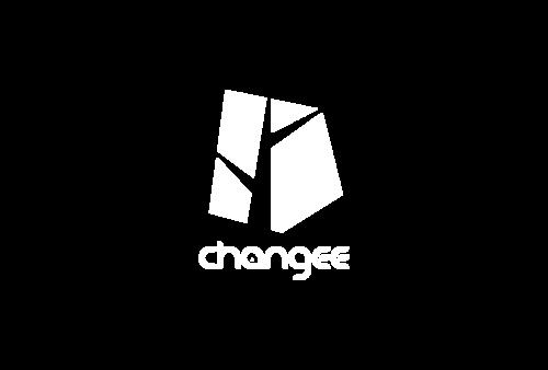 changee白底logo