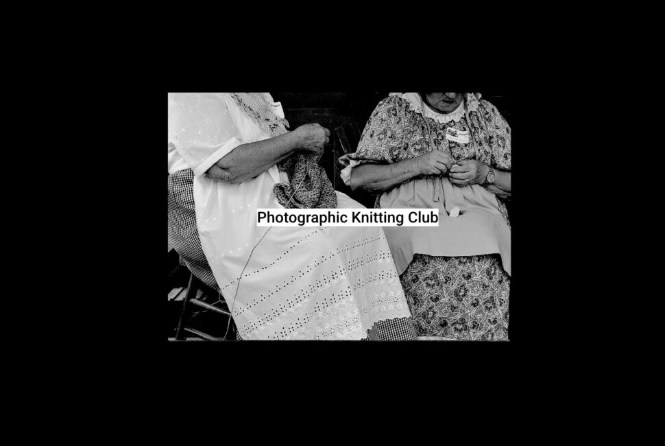 Photographic Knitting Club
