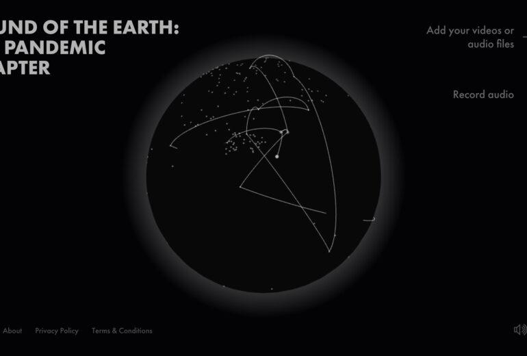 《地球之聲:流行病章節( Sound Of The Earth:The Pandemic Chapter)》